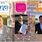Elecciones municipales: ULEG vs UPyD vs CIUDADANOS