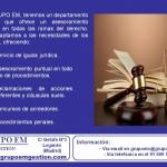 Las separaciones y los divorcios notariales.
