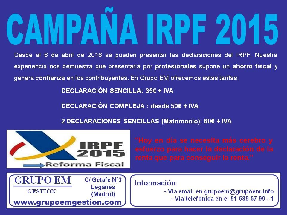 IRPF 2015.1