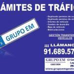 OFERTAS DE TRABAJO DEPARTAMENTO DE TRAFICO