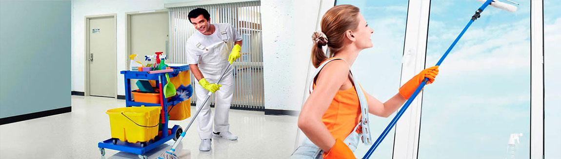 empresas de limpieza en leganes