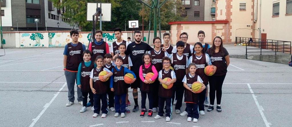 legabasquet baloncesto school