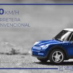 carretera convencional 90km/hr