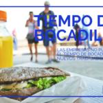 TIEMPO DE BOCADILLO – Las empresas no pueden quitar el tiempo de bocadillo a los nuevos trabajadores