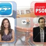 Elecciones municipales: PP vs PSOE