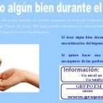¿ PUEDEN SER LOS ÚLTIMOS DÍAS PARA DONAR CASI GRATIS EN MADRID ?