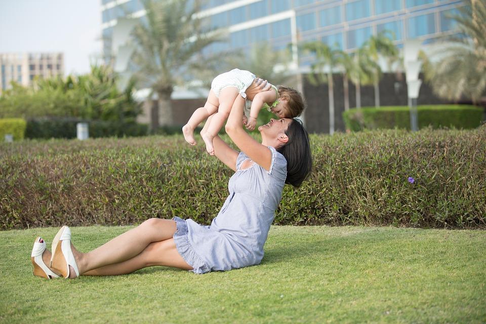 Se devolvera el IRPF por la prestación por maternidad.