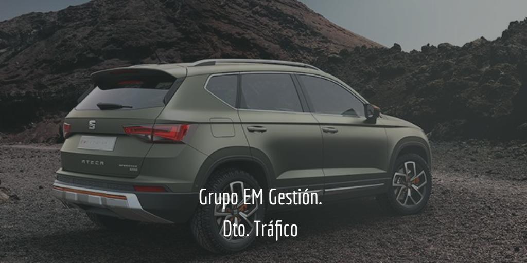 Transferencia de vehiculos, seat Grupo EM