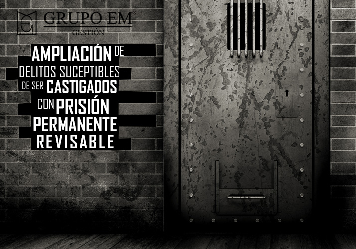 prision permanente revisible