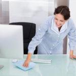 ¿Puede la limpieza en el lugar de trabajo mejorar el rendimiento laboral?