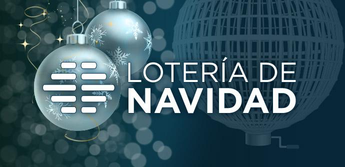 SORTEO DEL PREMIO DE LA LOTERÍA DE NAVIDAD!!