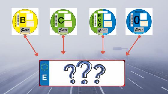 Todo lo que hay que saber sobre las etiquetas medioambientales de los vehículos