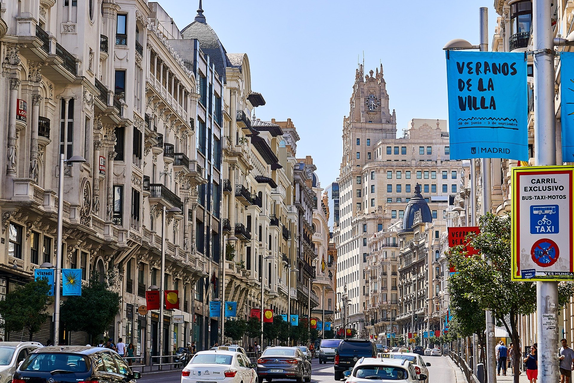 Todo lo que hay que saber sobre Madrid 360